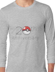 Pokémon 20th Anniversary Long Sleeve T-Shirt