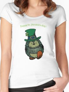 Happy St.Patrick's Day ! Women's Fitted Scoop T-Shirt