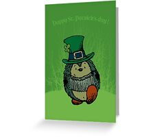 Happy St.Patrick's Day ! Greeting Card