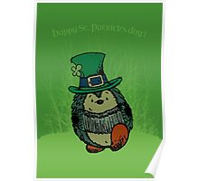 Happy St.Patrick's Day ! Poster