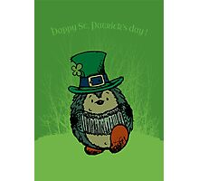 Happy St.Patrick's Day ! Photographic Print