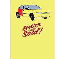 Better Call Saul Esteem Photographic Print