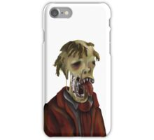 Rotten Zombie Living Dead iPhone Case/Skin