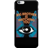 George Orwell's Totalitarian Nightmare not the dreadful TV show iPhone Case/Skin