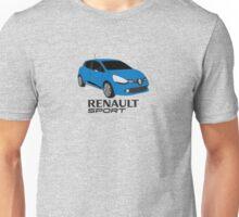 Renault Clio IV 2 Unisex T-Shirt