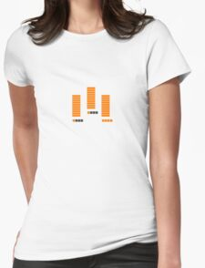 Elite Dangerous - Pips Womens Fitted T-Shirt