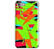 Color Power n°1 iPhone Case/Skin