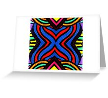 psychedelia #1 Greeting Card