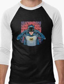 The Batusi Joke Men's Baseball ¾ T-Shirt