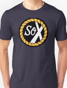 SoX - Chance The Rapper & The Social Experiment LARGE LOGO Unisex T-Shirt
