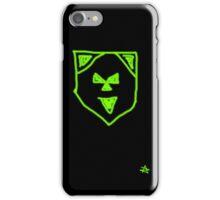 Cat Power Yellow iPhone Case/Skin