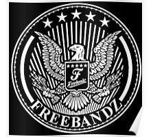 Freebandz - Future - Black Poster