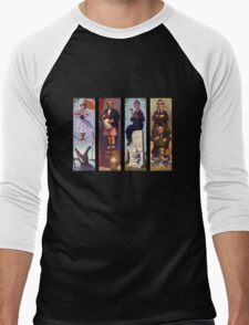 All haunted mansion Men's Baseball ¾ T-Shirt