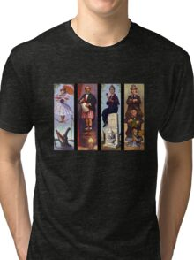 All haunted mansion Tri-blend T-Shirt