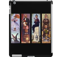 All haunted mansion iPad Case/Skin