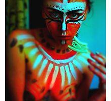 Tribal mood Photographic Print