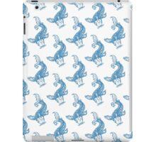 Willow Blue Koi Pattern iPad Case/Skin