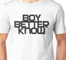 Boy Better Know   2016 Unisex T-Shirt