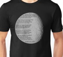 Little Drop of Poison - Lyrics Unisex T-Shirt