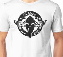 motorcycle Angels Unisex T-Shirt