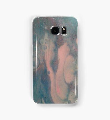 Blue Opal Samsung Galaxy Case/Skin