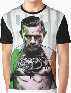 Conor McGregor   2016 Graphic T-Shirt