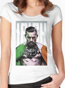 Conor McGregor | 2016 Women's Fitted Scoop T-Shirt