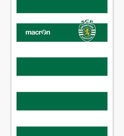 Sporting Home Shirt 2015/2016 Sticker