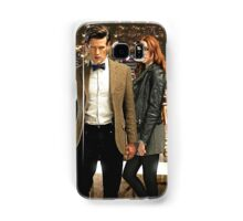 Doctor Who with Daleks Samsung Galaxy Case/Skin