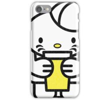 Hello Beer iPhone Case/Skin