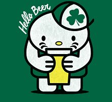 Hello Beer Unisex T-Shirt