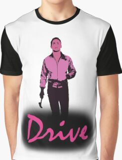 Drive- Ryan Gosling Graphic T-Shirt