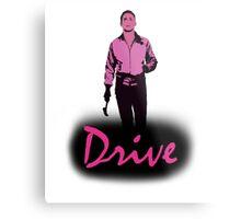 Drive- Ryan Gosling Metal Print