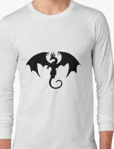 There be dragons Long Sleeve T-Shirt