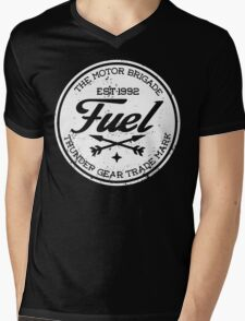 Fuel Mens V-Neck T-Shirt