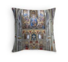 Karmelitenkirche, Vienna Austria Throw Pillow