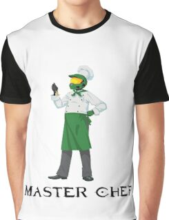 Master Chef Graphic T-Shirt