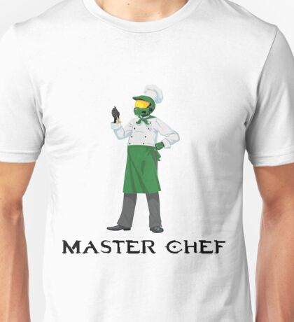 Master Chef Unisex T-Shirt