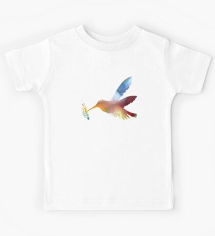 Humming bird Kids Tee
