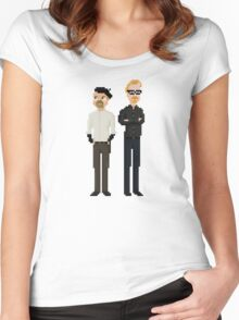 MBusters Women's Fitted Scoop T-Shirt