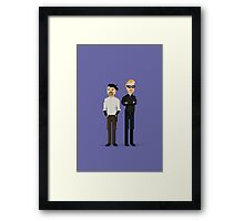 MBusters Framed Print