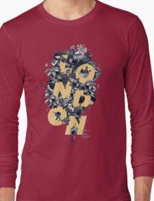 LONDON FLOWERS Long Sleeve T-Shirt