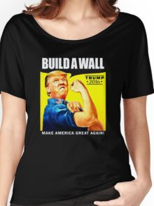 Build a Wall Women's Relaxed Fit T-Shirt