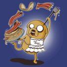 MAKIN' BACON PANCAKES by Fernando Sala