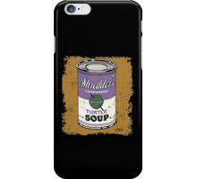 SHREDDER'S DONNIE SOUP iPhone Case/Skin