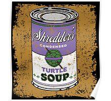 SHREDDER'S DONNIE SOUP Poster