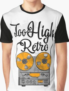 Music Old Graphic T-Shirt