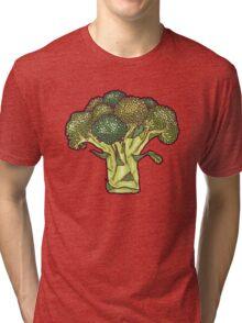 brilliant broccoli Tri-blend T-Shirt