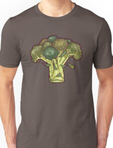 brilliant broccoli Unisex T-Shirt