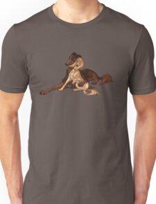 Ymir and Christa - Borzoi and Saluki Unisex T-Shirt